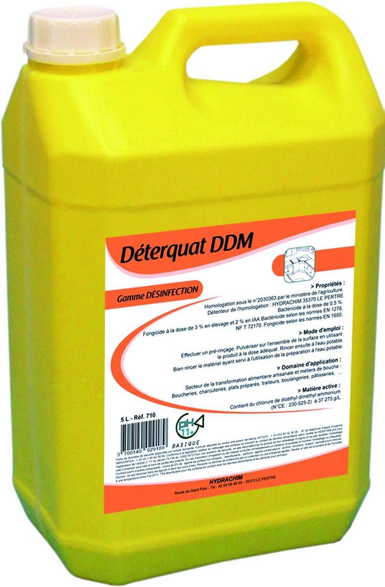 Deterquat ddm degraissant alimentaire produit entretien for Produit cuisine professionnel