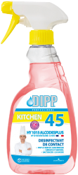 DIPP DESINFECTANT DE CONTACT PAE 500ml